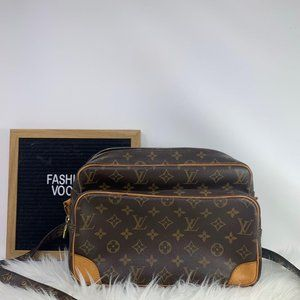 Louis Vuitton Monogram Nile Bag